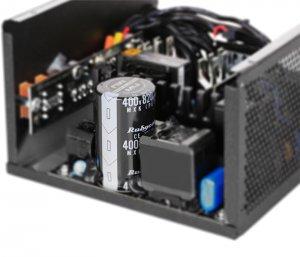 GREEN HP EVO 2 300x257 - پاورهای جدید سری HP EVO گرین با نورپردازی ARGB و استاندارد Intel ATX 12V 2.52 روانه بازار شدند