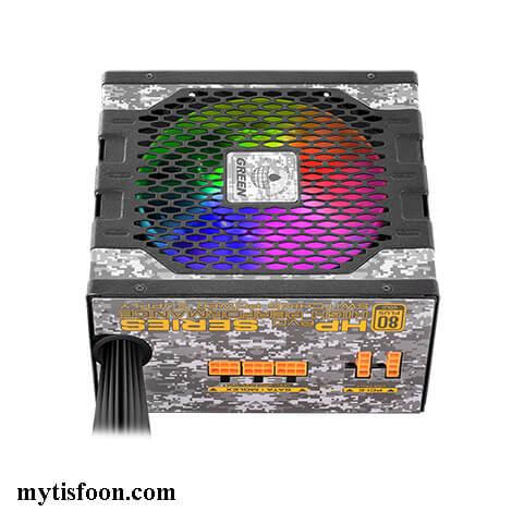 power evo design - منبع تغذیه کامپیوتر گرین مدلGP800B-HP EVO