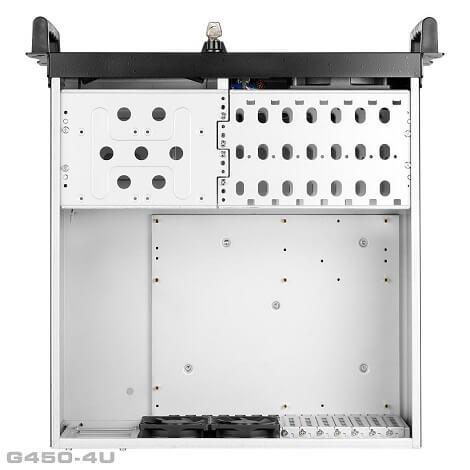 G450 4U 08 - کیس رکمونت گرین مدل G450 4U