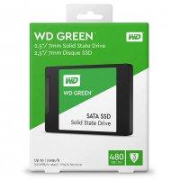 حافظه SSD 480 وسترن دیجیتال