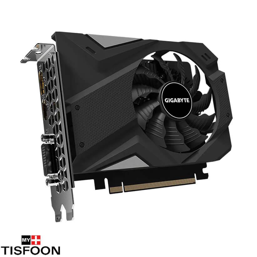 GV N1656D6 4GD 4 - کارت گرافیک گیگابایت مدل GeForce GTX 1650 D6 OC 4G