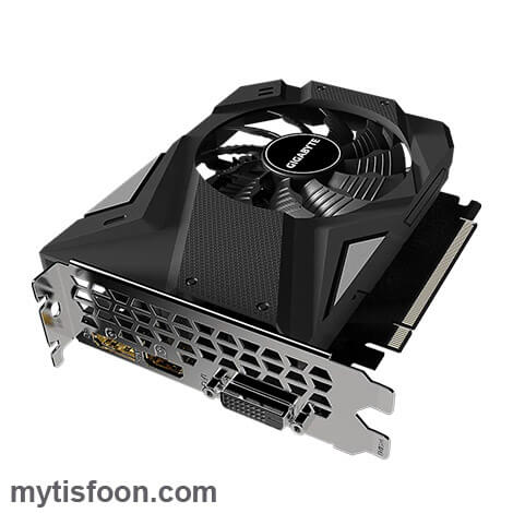 GV N1656D6 4GD MA - کارت گرافیک گیگابایت مدل GeForce GTX 1650 D6 OC 4G