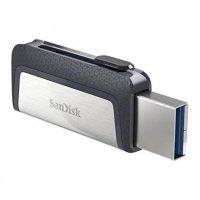 SanDisk Ultra Dual Drive3 200x200 - فلش مموری سن دیسک مدل Ultra Dual Drive USB Type-C ظرفیت ۳۲ گیگابایت
