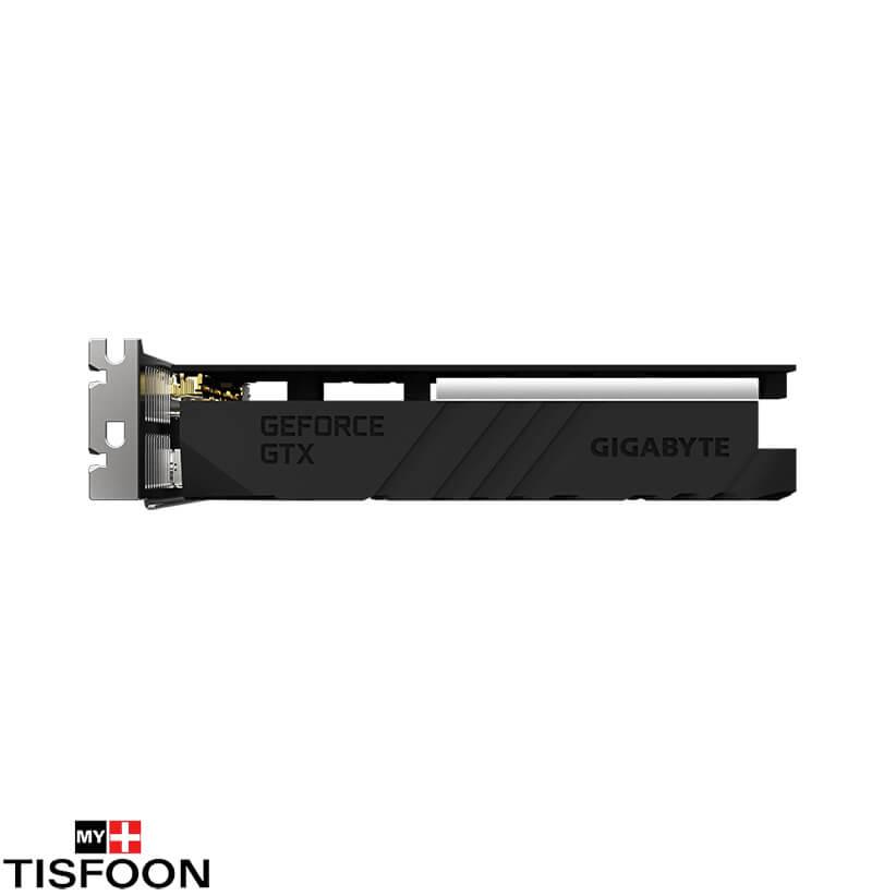 GV N1656D6 4GL 5 - کارت گرافیک گیگابایت مدل GeForce GTX 1650 D6 Low Profile 4G