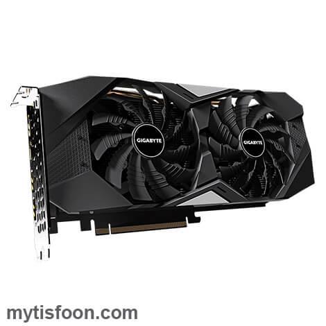 pdc GV N2060WF2 6GD 2 - کارت گرافیک گیگابایت مدل GeForce RTX 2060 WINDFORCE 6G