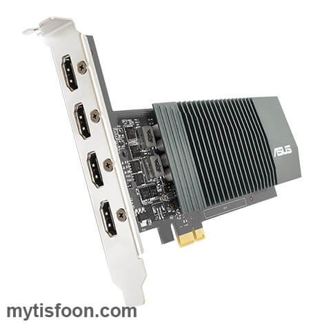 GT710 4H SL 2GD5 MYTISFOON 4 - کارت گرافیک ایسوس مدل GT710 4H SL 2GD5