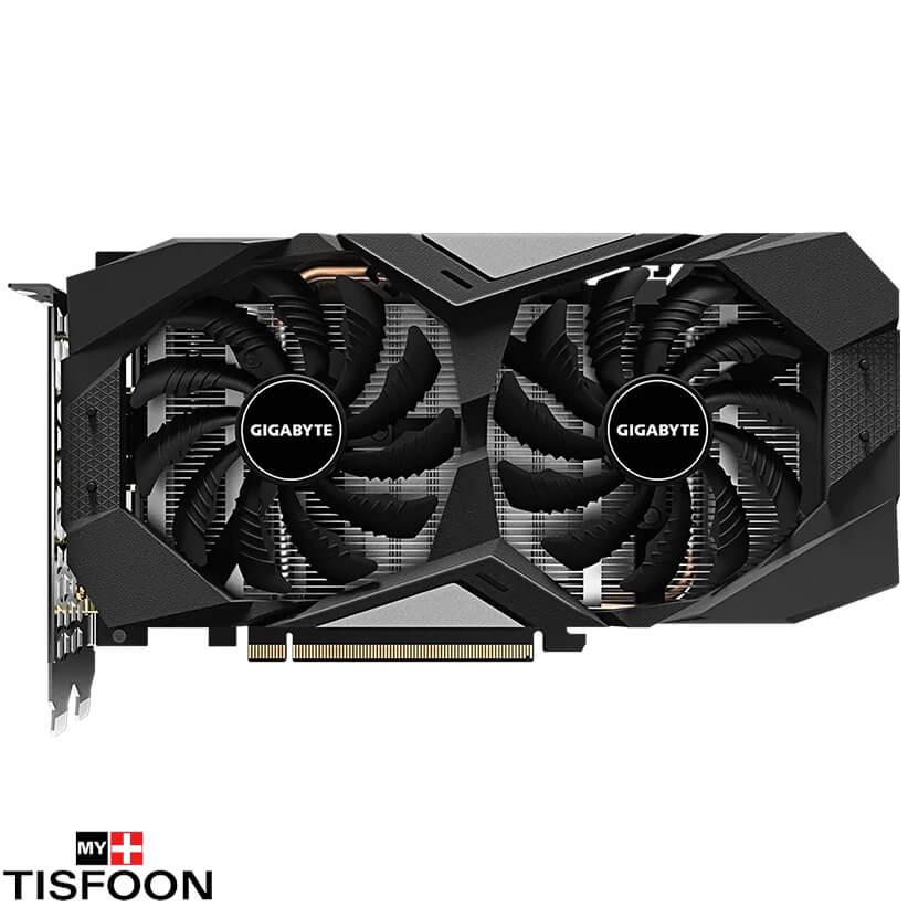 گرافیک GeForce GTX 1660 Ti OC 6G