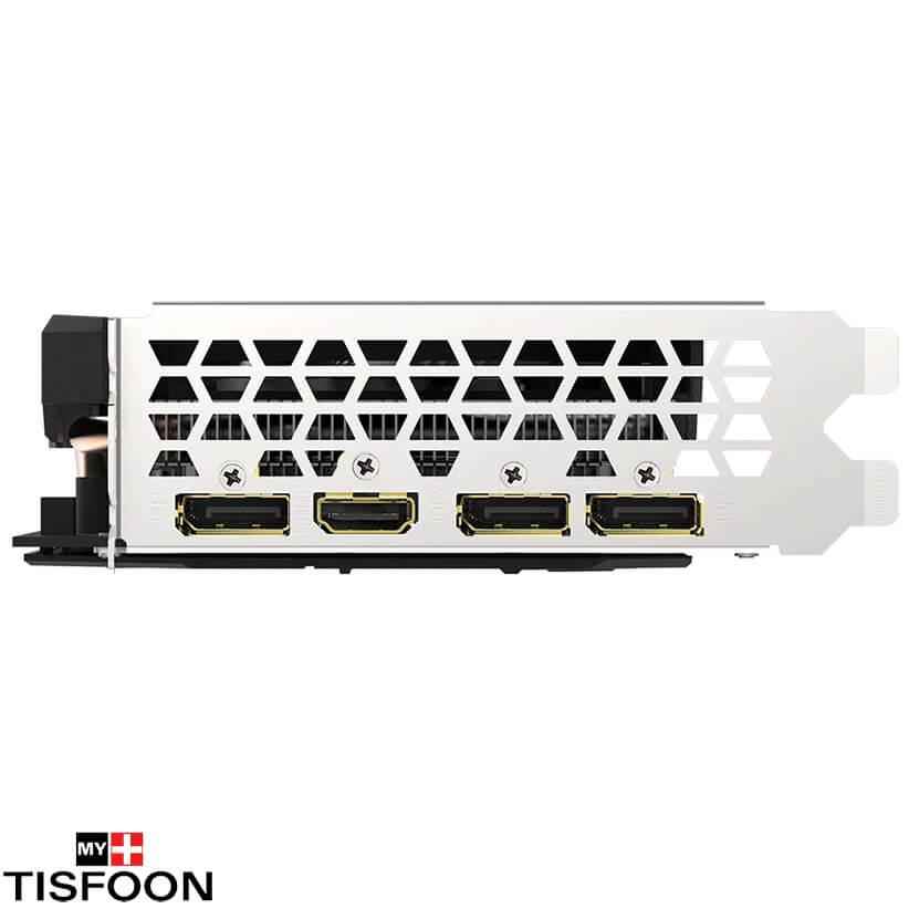 پوورت های GeForce GTX 1660 Ti OC 6G