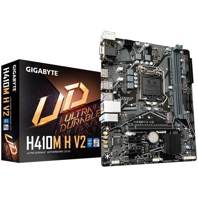 H410M H V2 gigabyte